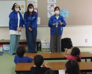 「プロジェクト演習」-児童と創る楽しい放課後–