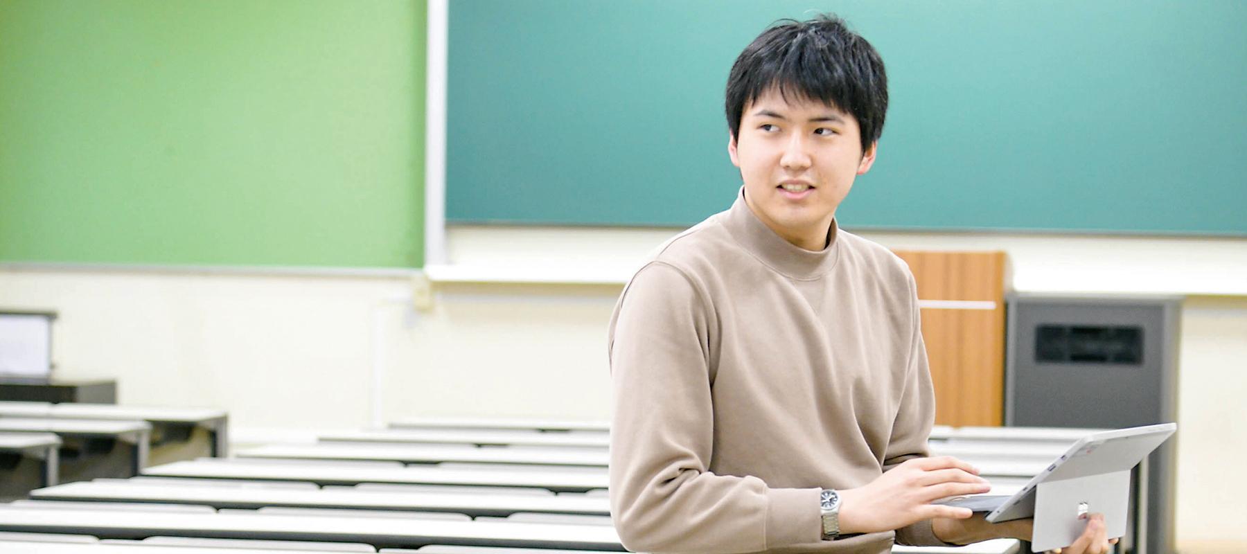 山口 悟さん