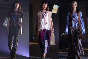 ファッションショーを開催しました