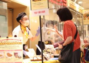 宝塚カレーグランプリにて、本学が「準グランプリ」に輝きました!